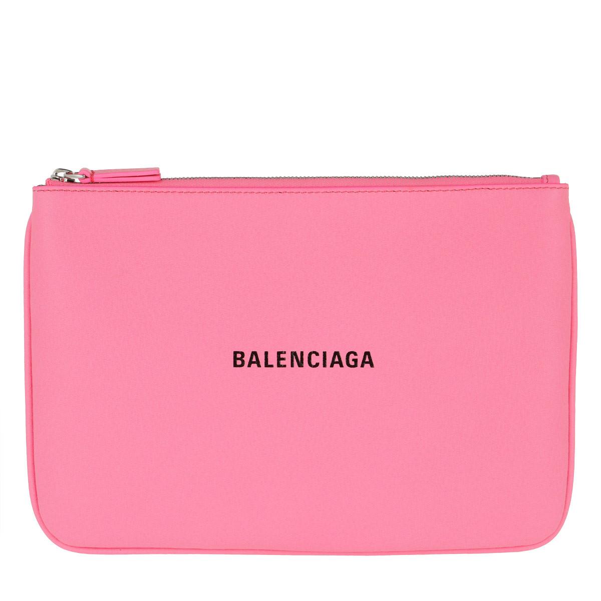 Balenciaga Clutch - Balenciaga Clutch Acid Pink - in pink - für Damen
