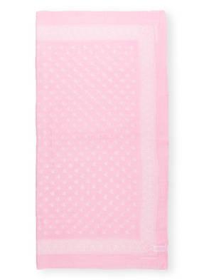 Calvin Klein Jeans Tuch pink