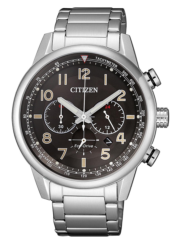 Citizen CA4420-81E Herren-Armbanduhr Eco-Drive Chronograph