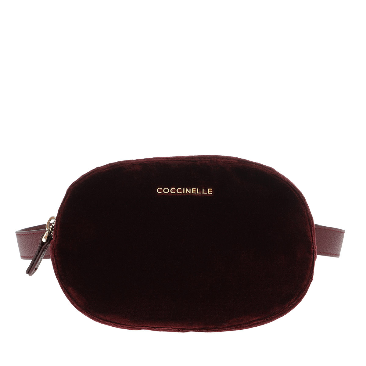Coccinelle Gürteltasche - Mini Belt Bag Grape - in rot - für Damen