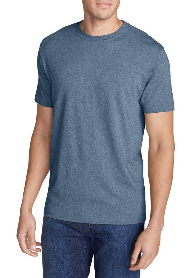 Eddie Bauer T-Shirt, Legend Wash Shirt - Kurzarm - Slim Fit