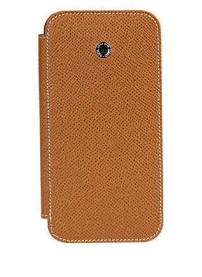 Graf Von Faber-Castell Iphone-Hülle Epsom braun