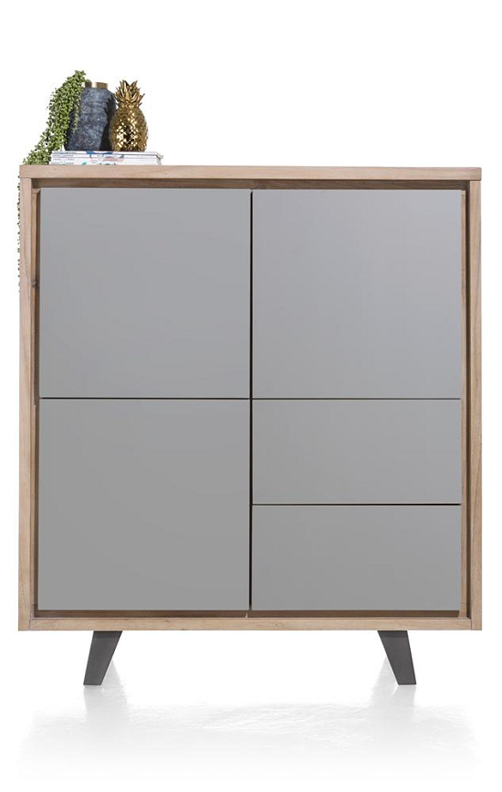 Habufa Schrank Box 37112 Walnuss
