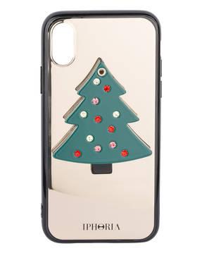 Iphoria Iphone-Hülle Christmas Tree gruen