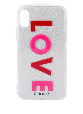 Iphoria Iphone-Hülle Love pink