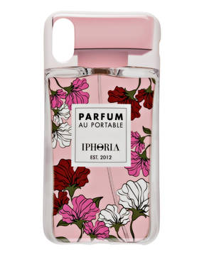 Iphoria Iphone-Hülle Parfum Floral Is Power Für Iphone X/Xs rosa