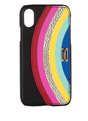 Iphoria Iphone-Hülle Rainbow schwarz