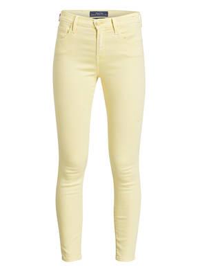 Jacob Cohen 7/8-Jeans Kimberly gelb
