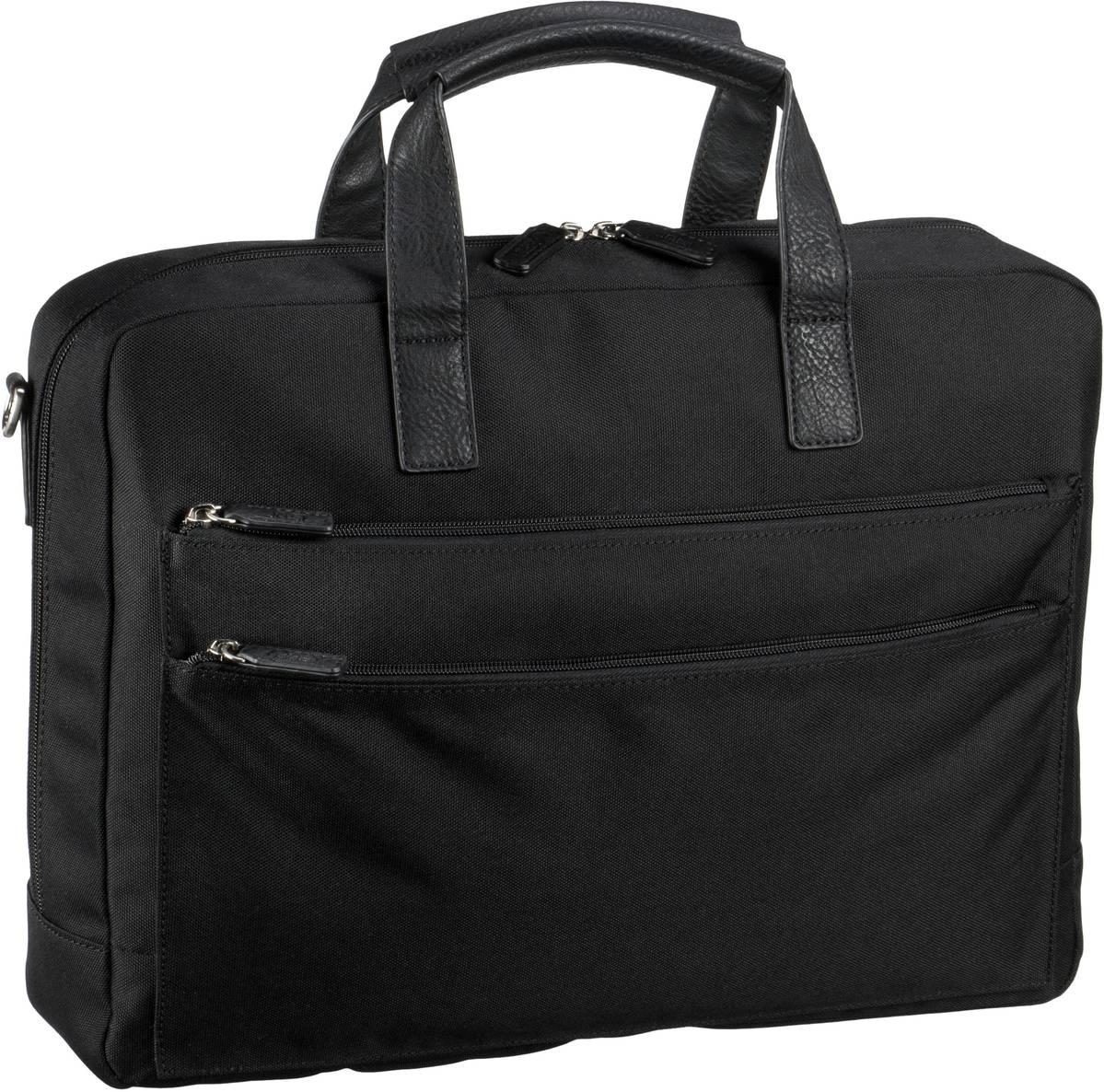 Jost Notebooktasche / Tablet Bergen 1143 Business Bag Schwarz