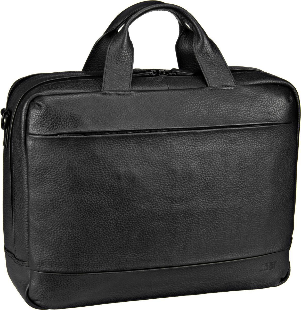 Jost Notebooktasche / Tablet Stockholm 4563 Businesstasche Schwarz