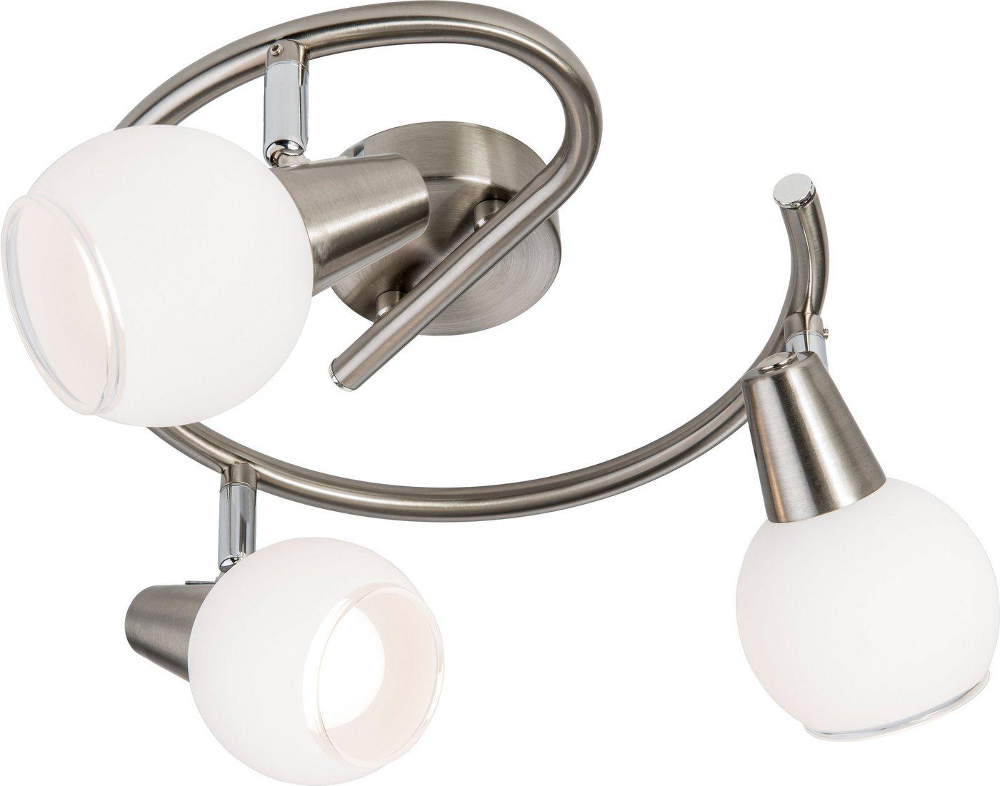 """LED Deckenleuchte , Ø25 cm, """"DASHA"""", Energieeffizienzklasse: A++, Nino Leuchten"""