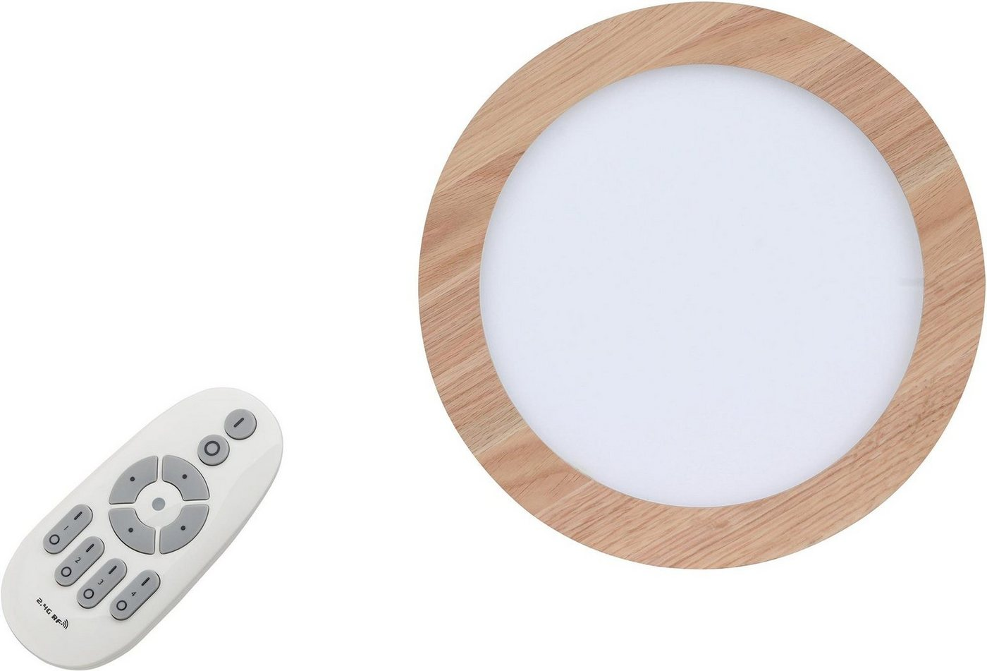 """LED Deckenleuchte , Ø32 cm, """"VIVICA"""", Energieeffizienzklasse: A, FSC®-zertifiziert, SPOT Light"""