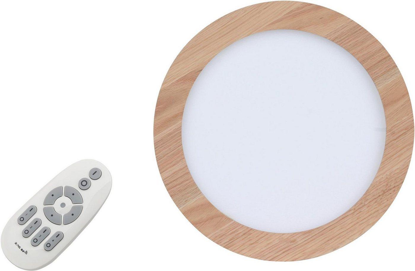 """LED Deckenleuchte , Ø52 cm, """"VIVICA"""", Energieeffizienzklasse: A, FSC®-zertifiziert, SPOT Light"""