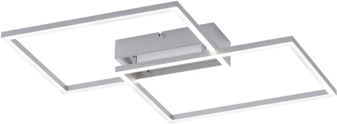 """LED Deckenleuchte , 2 -flg. /, """"IVEN"""", Energieeffizienzklasse: A+, leuchtenDirekt"""
