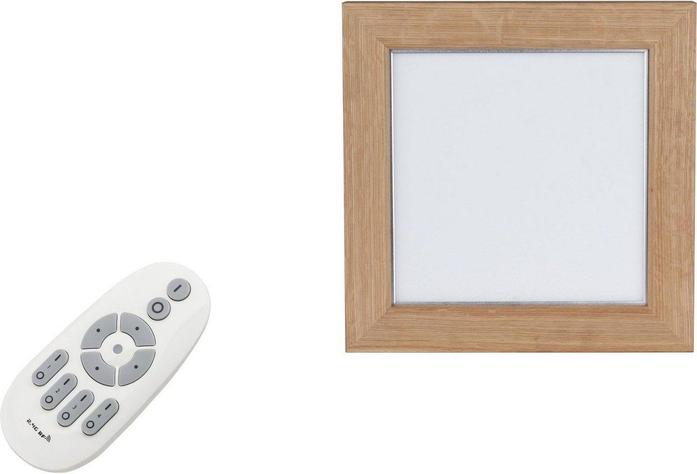 """LED Deckenleuchte """"VIVICA"""", Energieeffizienzklasse: A, FSC®-zertifiziert, SPOT Light"""