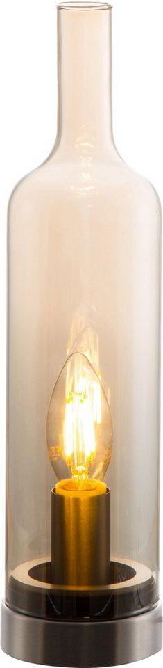 """LED Tischleuchte , 1 -flg. /, """"BOTTLE"""", Energieeffizienzklasse: A++, Nino Leuchten"""