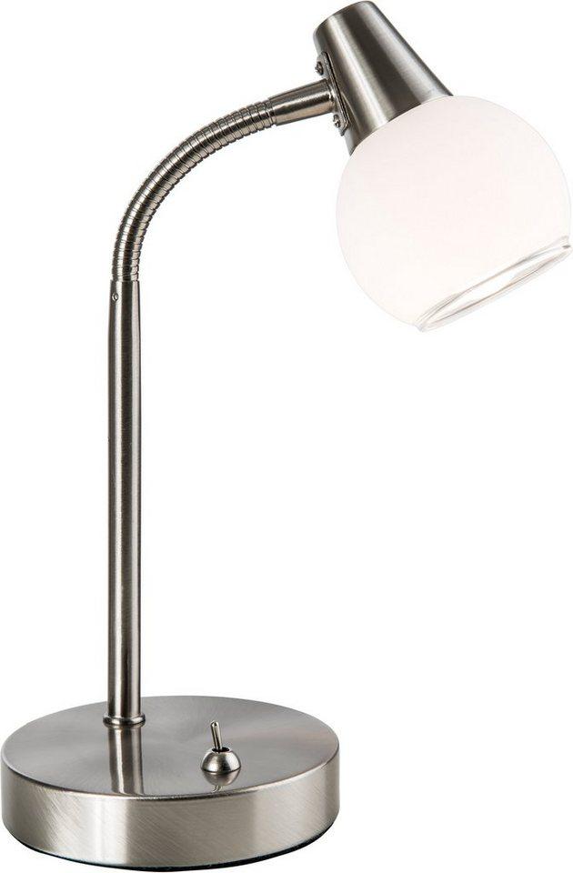 """LED Tischleuchte , 1 -flg. /, """"DASHA"""", Energieeffizienzklasse: A++, Nino Leuchten"""
