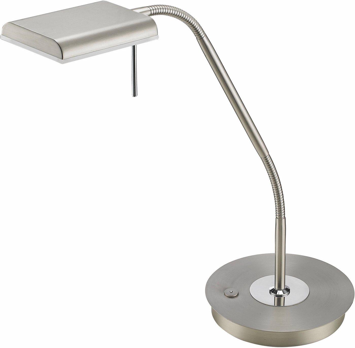"""LED Tischleuchte """"BERGAMO"""", Energieeffizienzklasse: A++, TRIO Leuchten"""