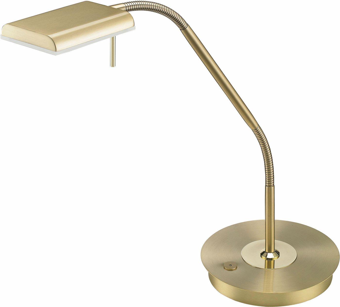 """LED Tischleuchte , """"BERGAMO"""", Energieeffizienzklasse: A++, TRIO Leuchten"""
