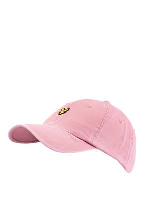 Lyle & Scott Cap pink