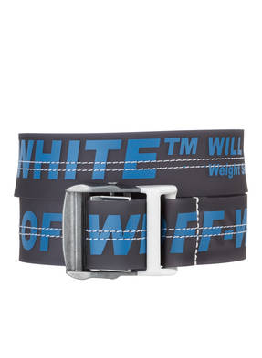 Off-White Gürtel Industrial blau