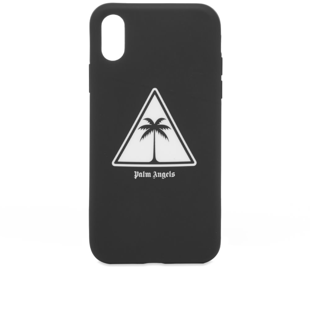 Palm Angels Palm Logo iPhone Case
