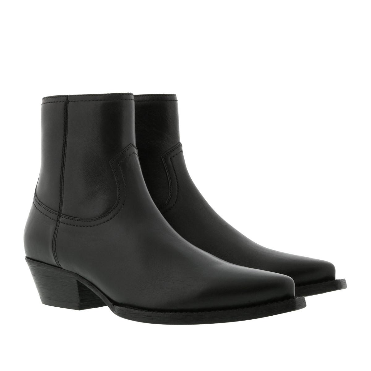 Saint Laurent Boots - Lukas Boots 40 Noir - in schwarz - für Damen