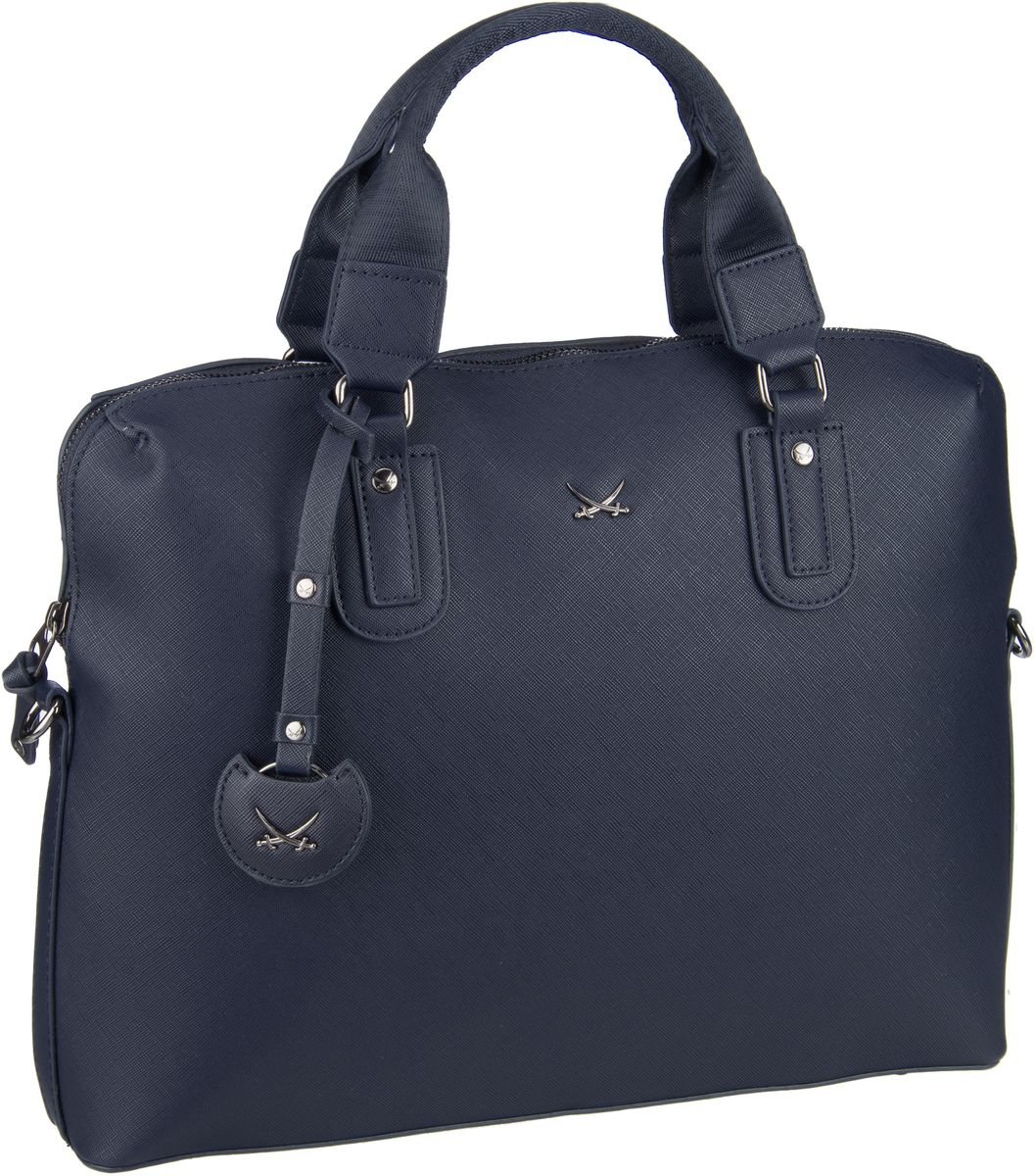 Sansibar Aktentasche Business Bag 1336 Midnight Blue