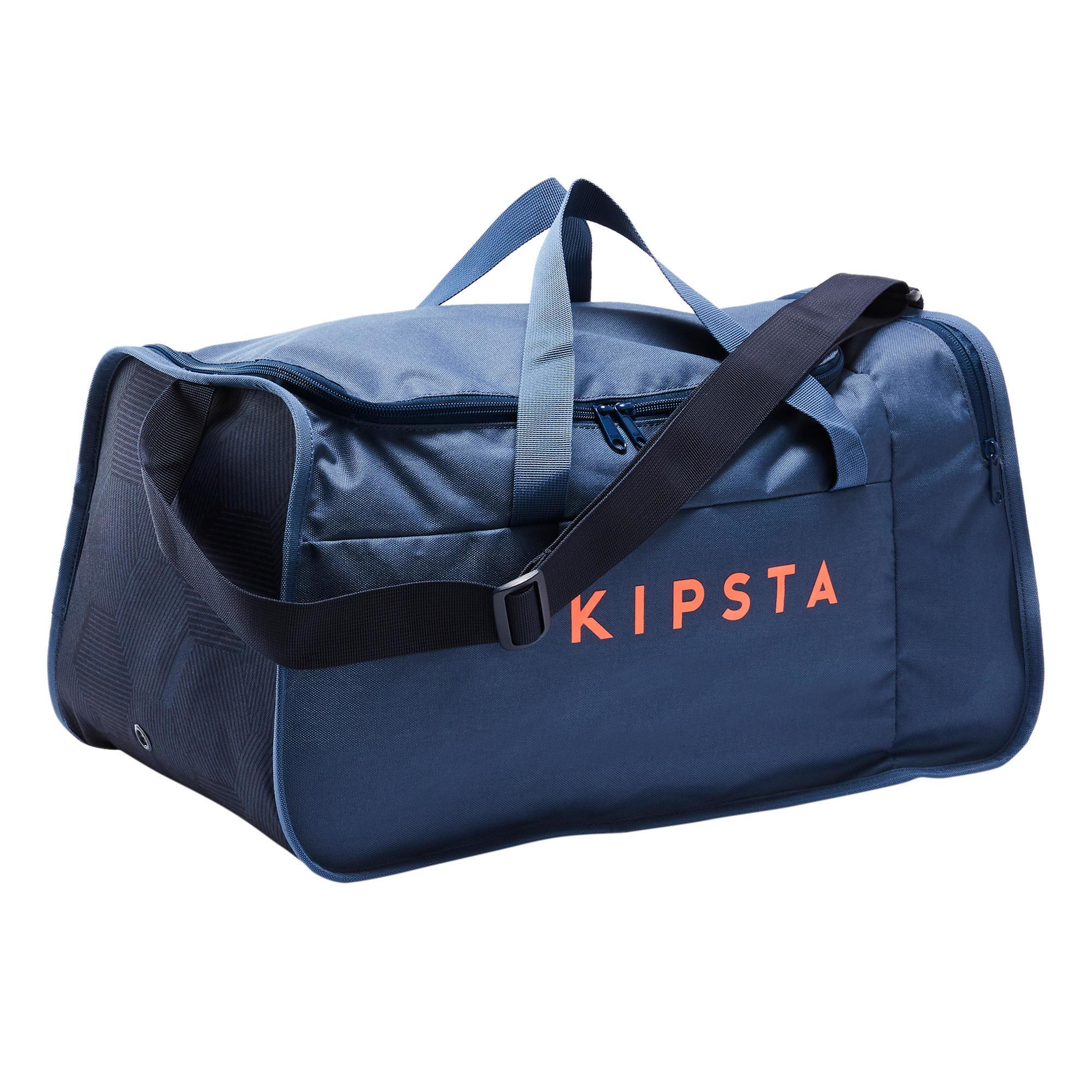 Sporttasche Kipocket 40L blau/orange