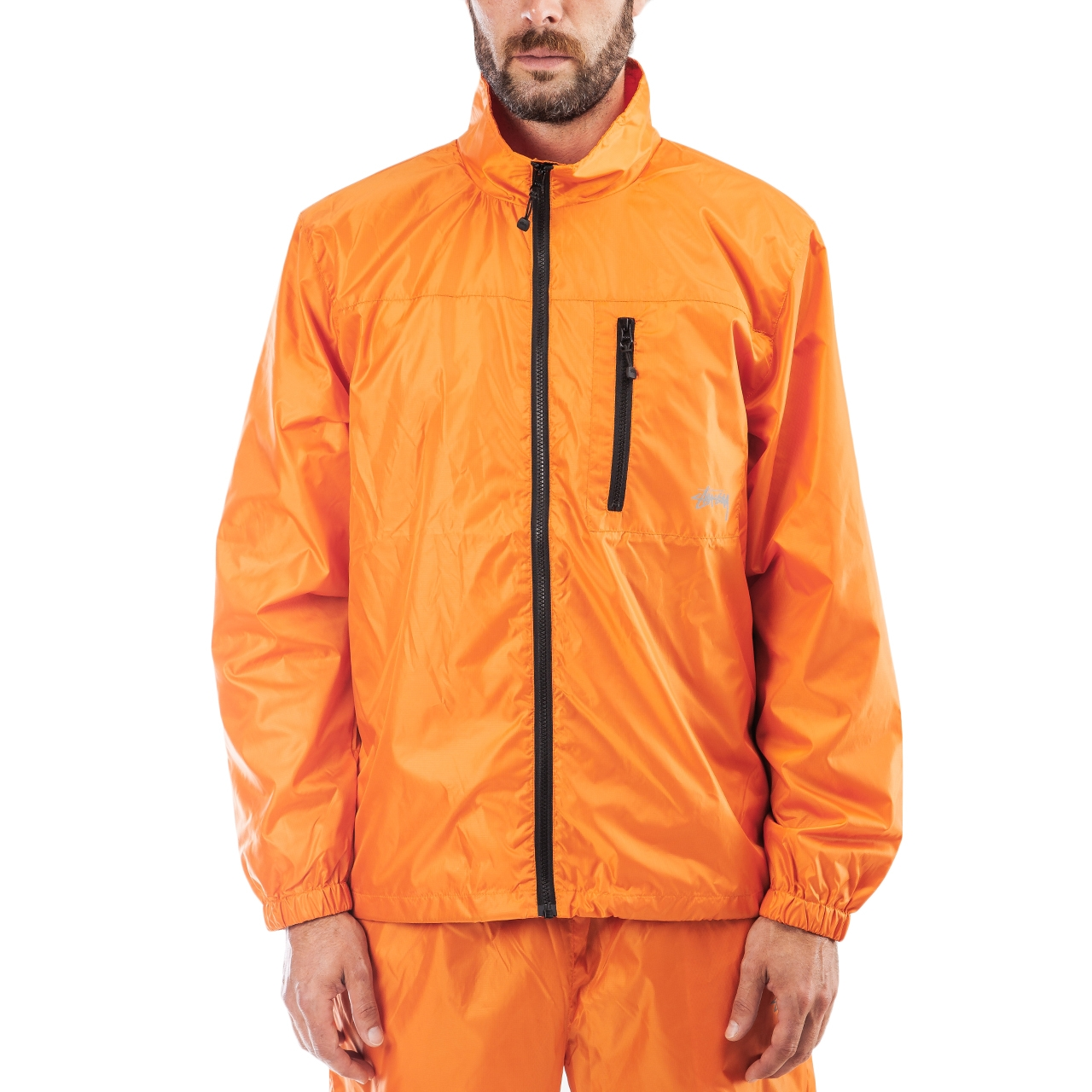 Stüssy Micro Rip Jacket (Orange)