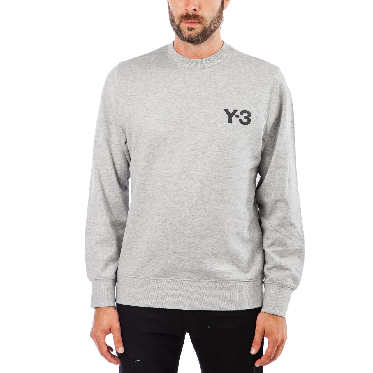 Y-3 Classic Longsleeve T-Shirt (Grau)