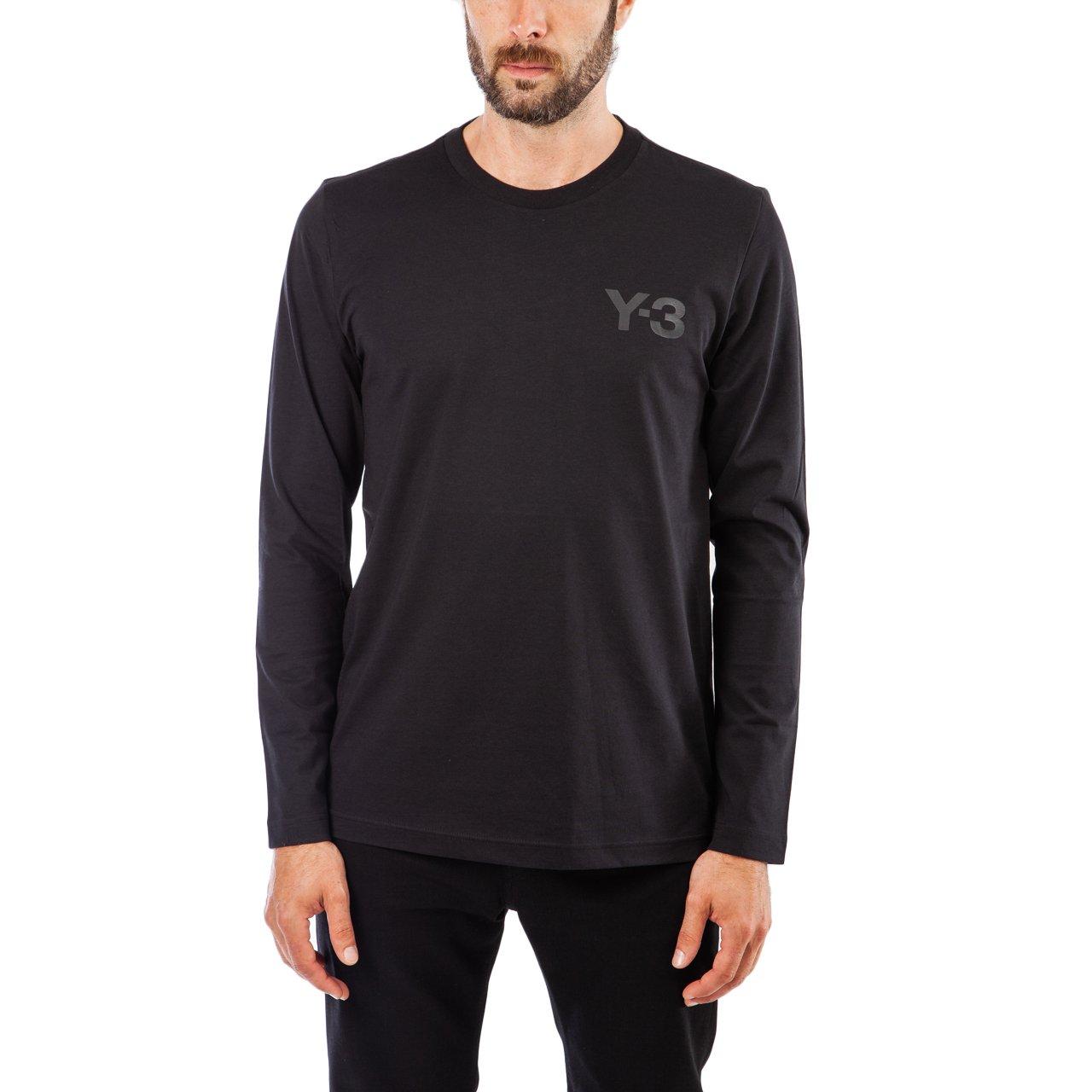 Y-3 Classic Longsleeve T-Shirt (Schwarz)