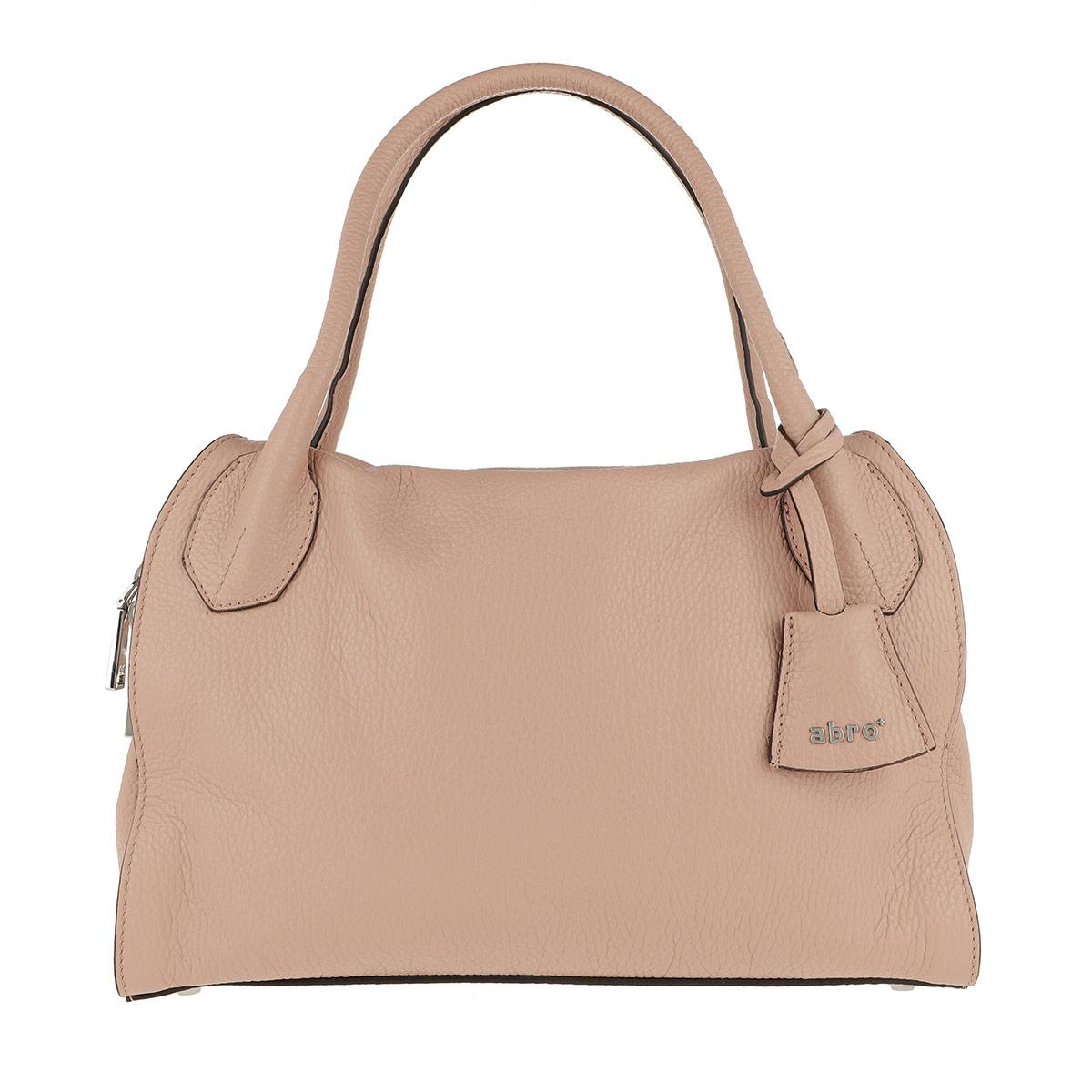 Abro Tote - Adria Shoulder Bag Rosa - in rosa - für Damen