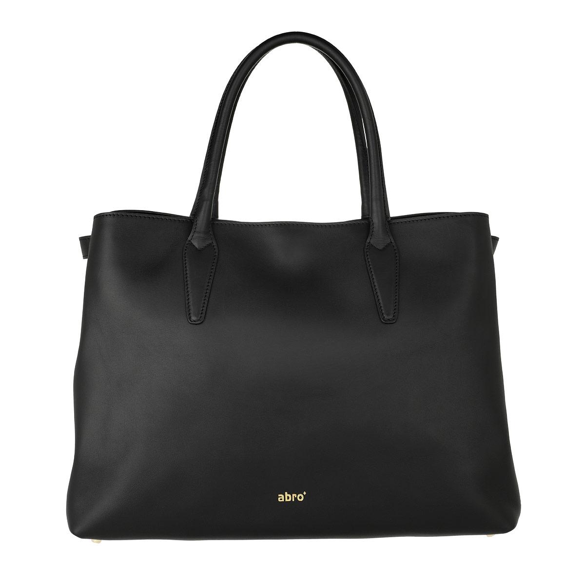 Abro Tote - Wonderland Shopping Bag Black - in schwarz - für Damen