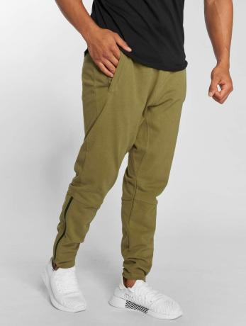 Better Bodies Männer Jogger Pants Harlem in khaki