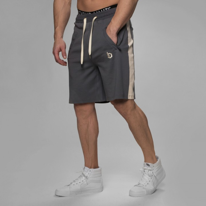 Beyond Limits Foundation Shorts grau