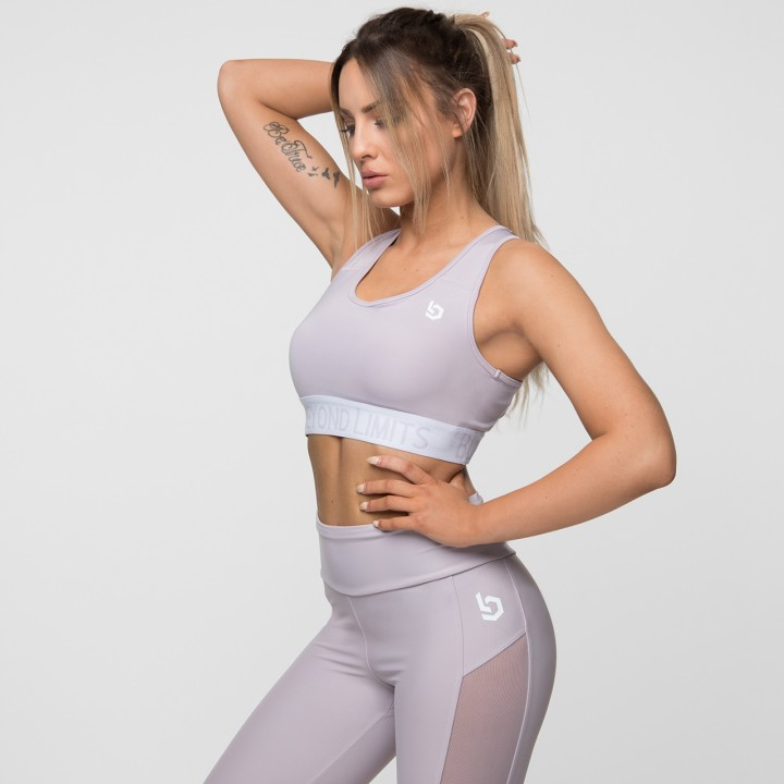 Beyond Limits Free Motion Sports Bra Altrosa