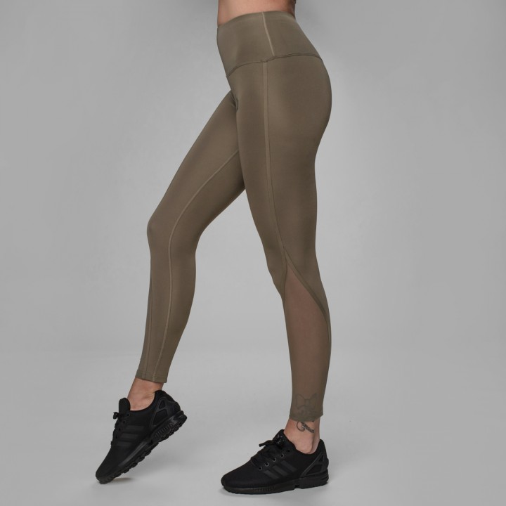 Beyond Limits Highlight Leggings khaki