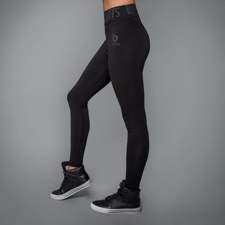Beyond Limits Sophia Flex Leggings black-anthrazit
