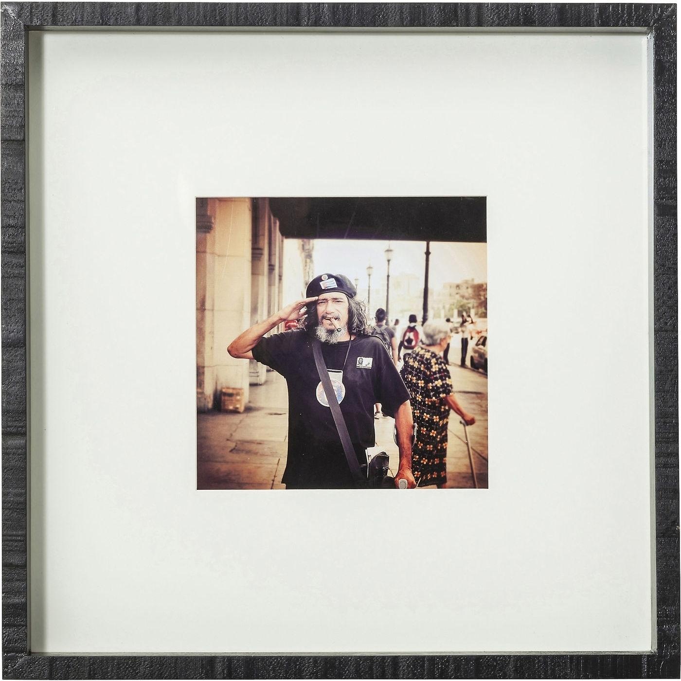 Bild Frame Cuba Guerilla 40x40cm
