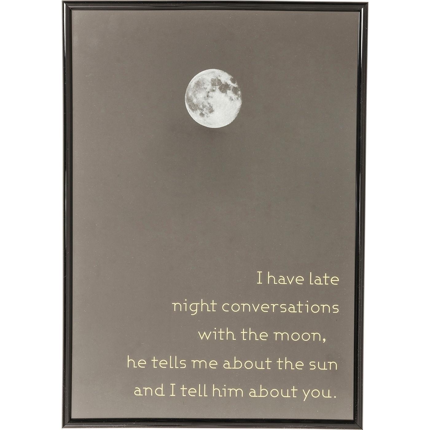 Bild Frame Moon 41x29cm