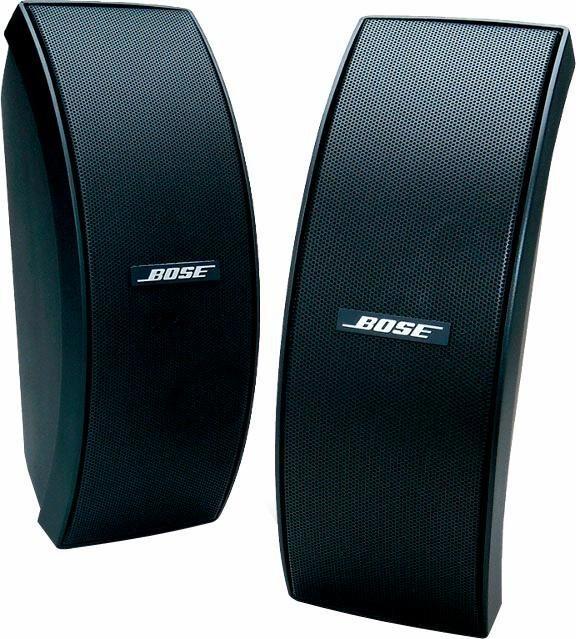 Bose 151 SE environmental speakers Stereo Lautsprechersystem