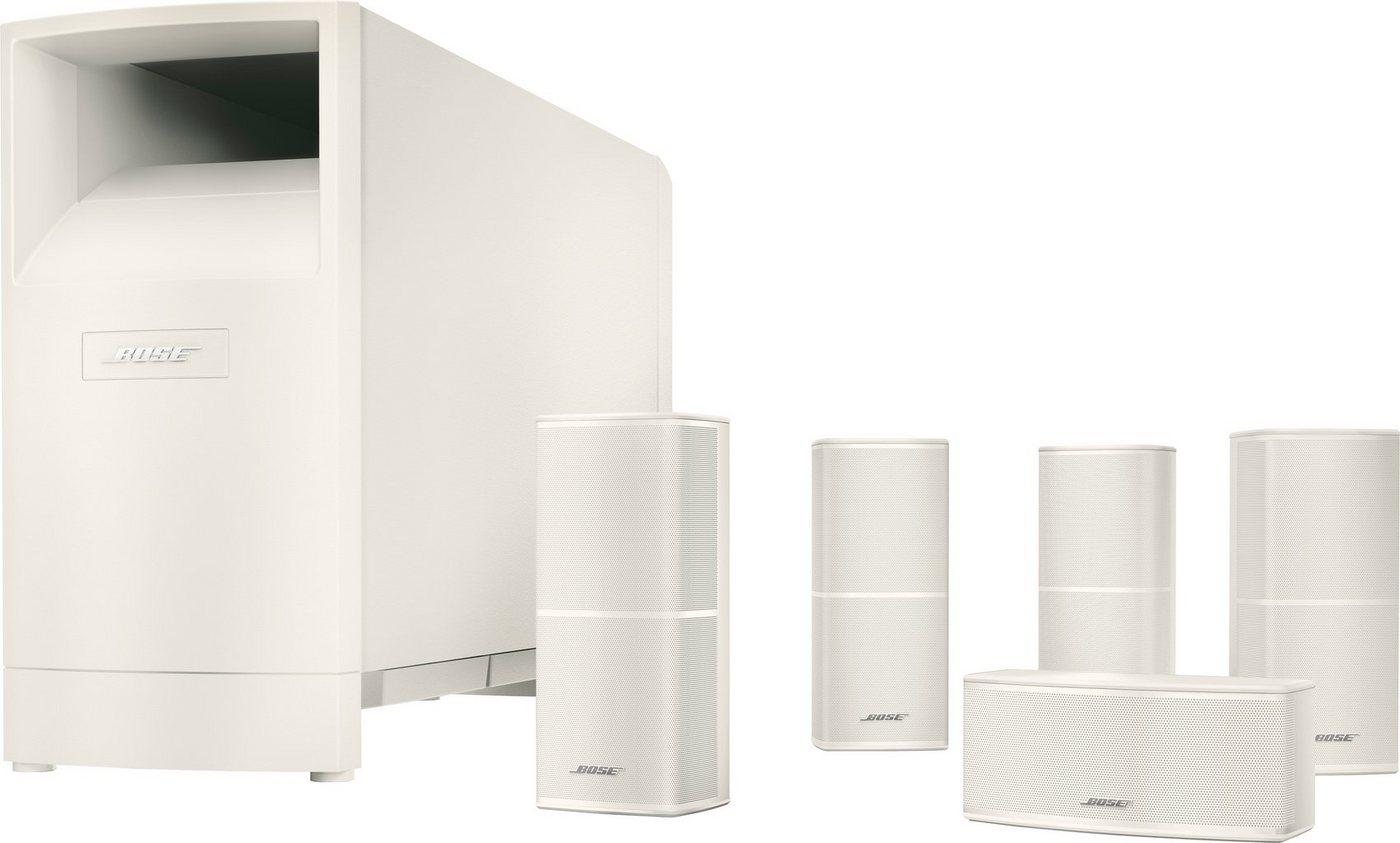 Bose Acoustimass® 10 Series V 5.1 Lautsprechersystem (Acoustimass® System mit neu designten Direct/Reflecting® Series II cube speakers)