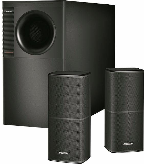 Bose Acoustimass 5 Series V Stereo Lautsprechersystem