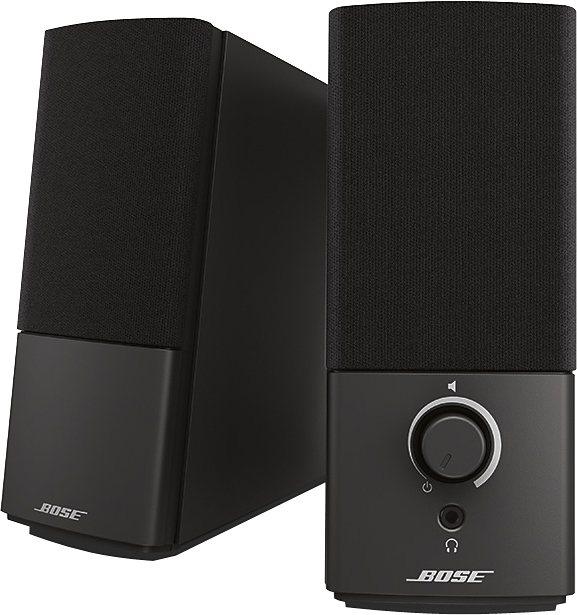 Bose Companion® 2 Serie III Lautsprechersystem (TrueSpace® Stereo Digital Processing Technologie)