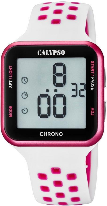 CALYPSO WATCHES Digitaluhr Color Run K5748/1