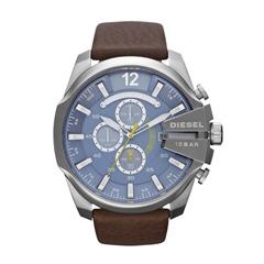 Chronograph Herren Chief Edition Leder