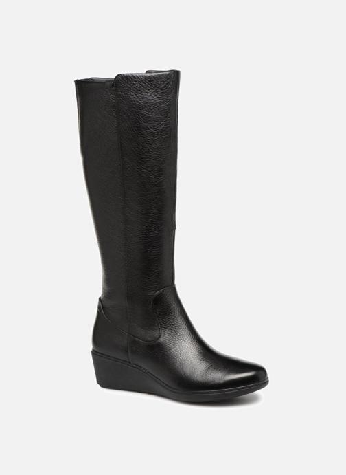 Clarks Unstructured - Un Tallara Esa - Stiefel für Damen / schwarz