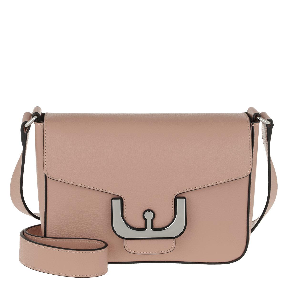 Coccinelle Umhängetasche - Ambrine Crossbody Bag Pivoine - in rosa - für Damen