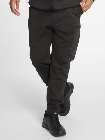 DEF Sports Männer Jogger Pants Rewop in schwarz